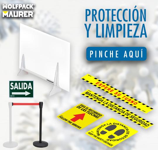 Proteccion comercios:WOLFPACK