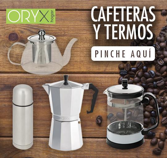 Cafeteras y termos