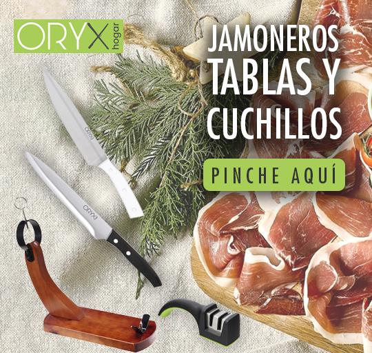 Jamoneros, Tablas y cuchillos