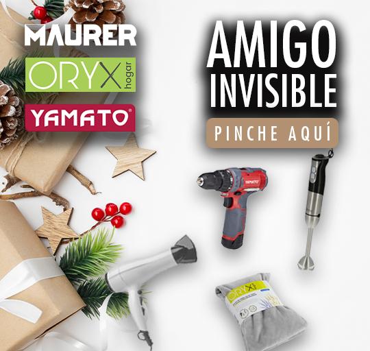 Amigo invisible:ORYX,MAURER,YAMATO