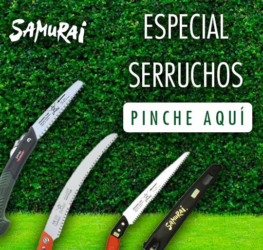 Especial Serruchos:SAMURAI