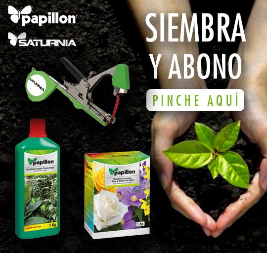 Especial Siembra:PAPILLON,SATURNIA