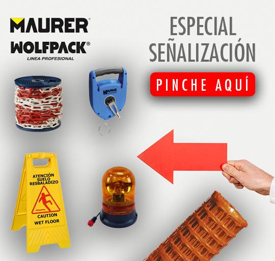 Señalizacion: MAURER,WOLFPACK