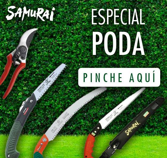 Especial poda: SAMURAI