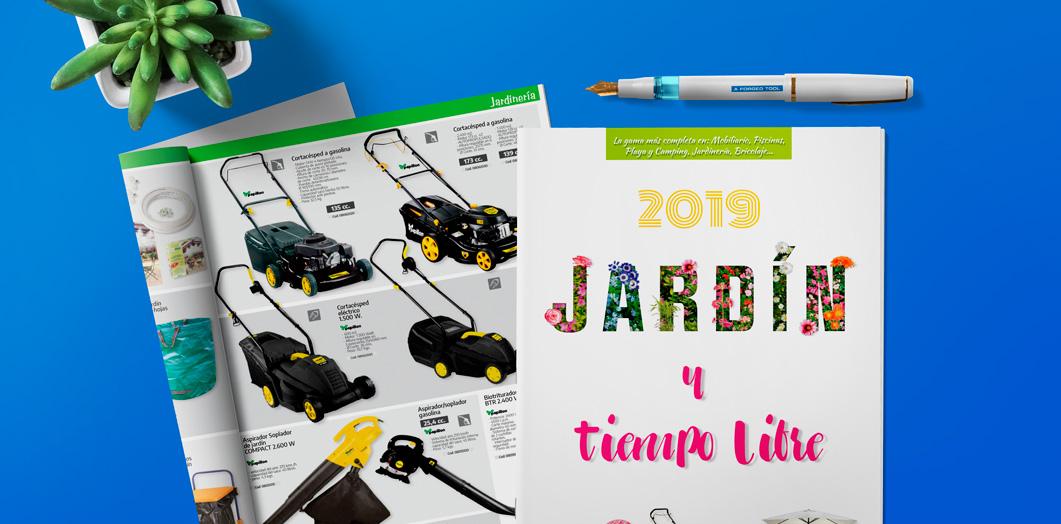 Jardín y tiempo libre 2019
