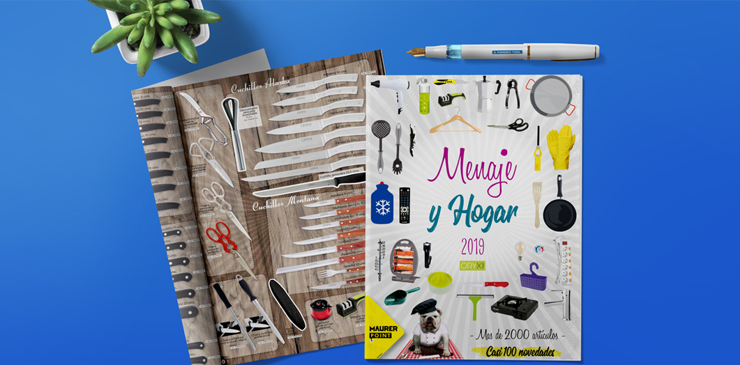 Folleto Menaje y Hogar 2019