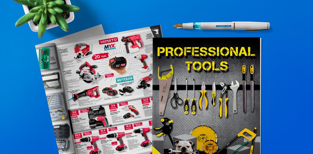 Profesional Tools 2019