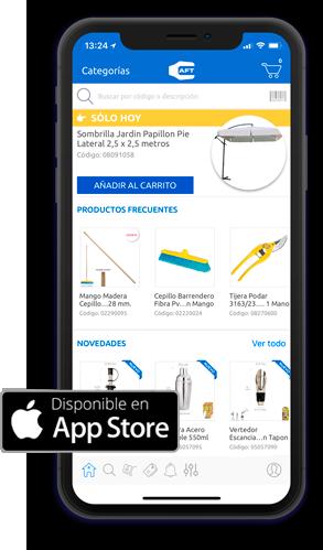 Descarga nuestra app para iOS