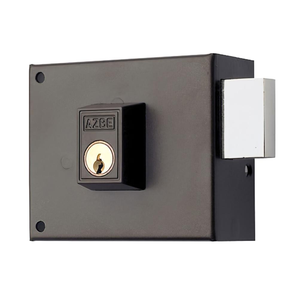 Cerradura Azbe  124-A/HP/12/ Derecha