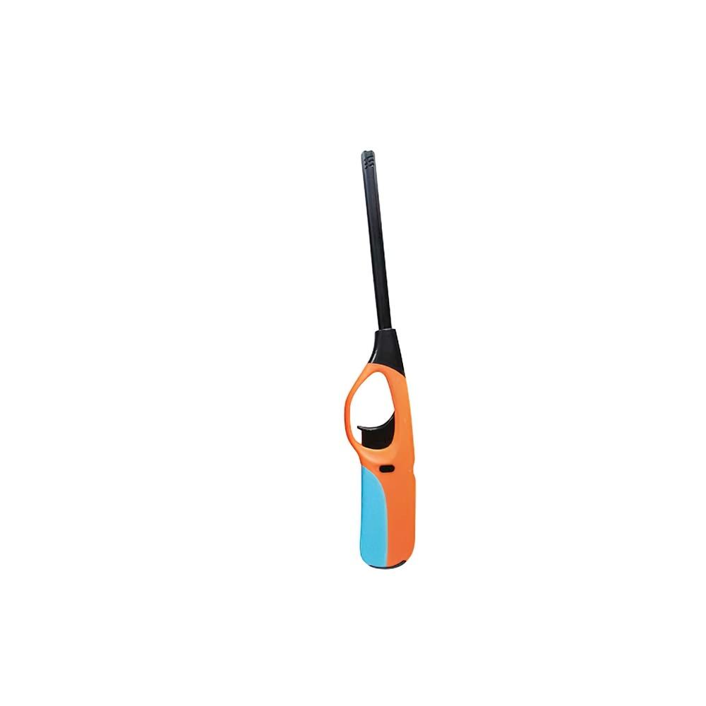 Encendedor Cocina Gas Con Llama Tubo Flexible 280 mm.