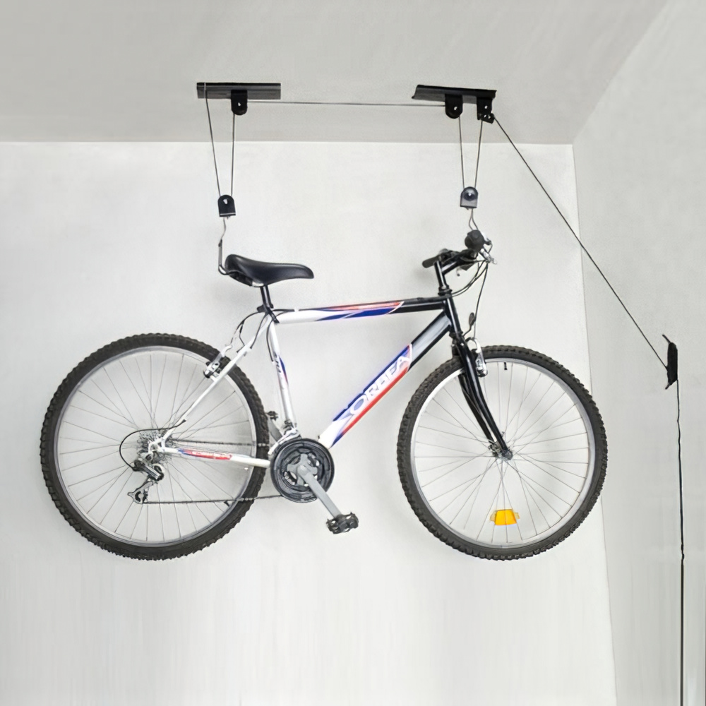 Soporte Para  Bici Techo  Poleas
