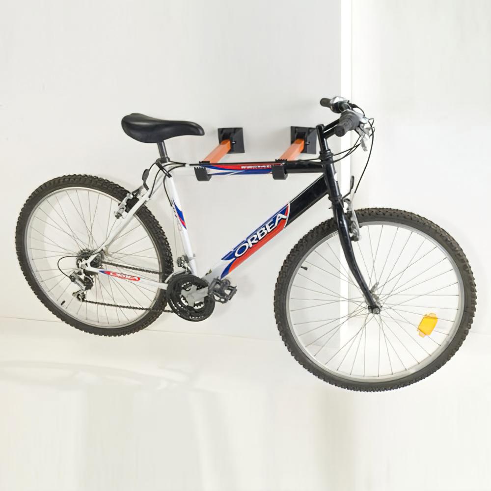 Soporte Para Bici Pared Doble Gancho