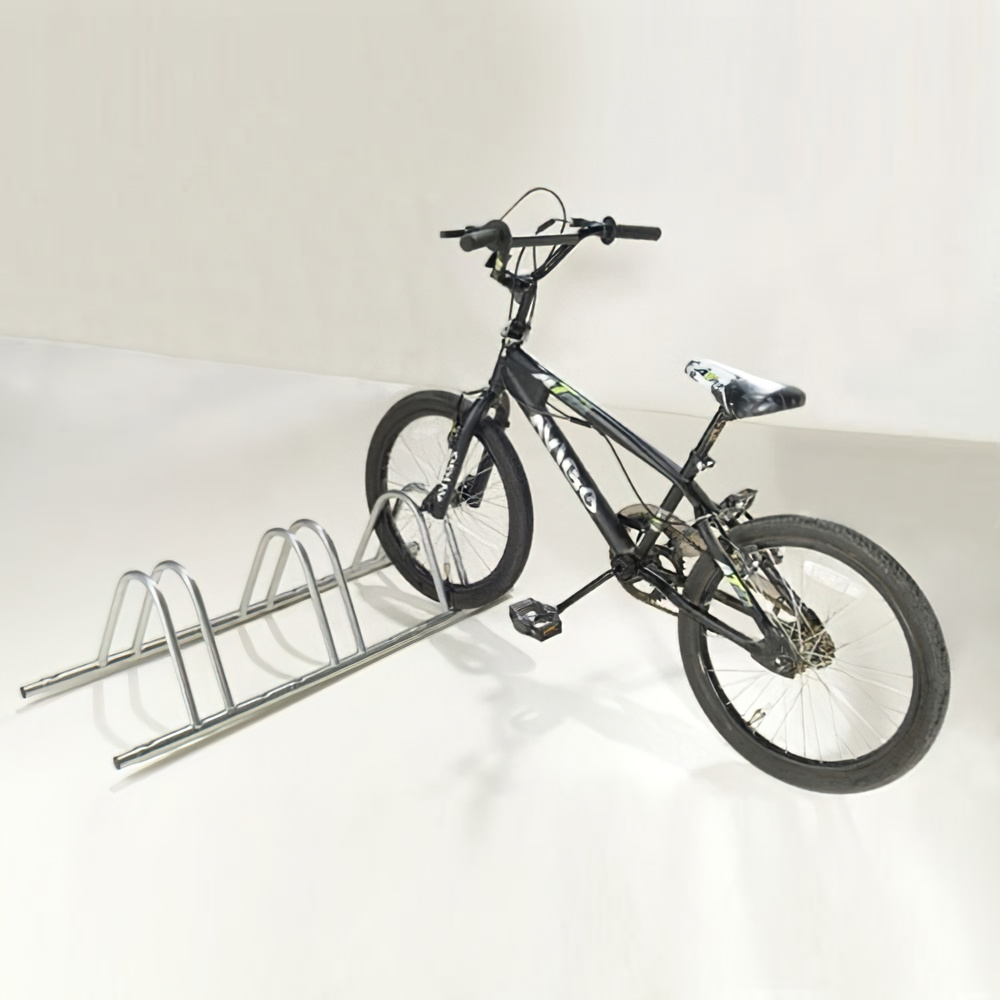 Soporte Para  Bici Suelo Individual Modular