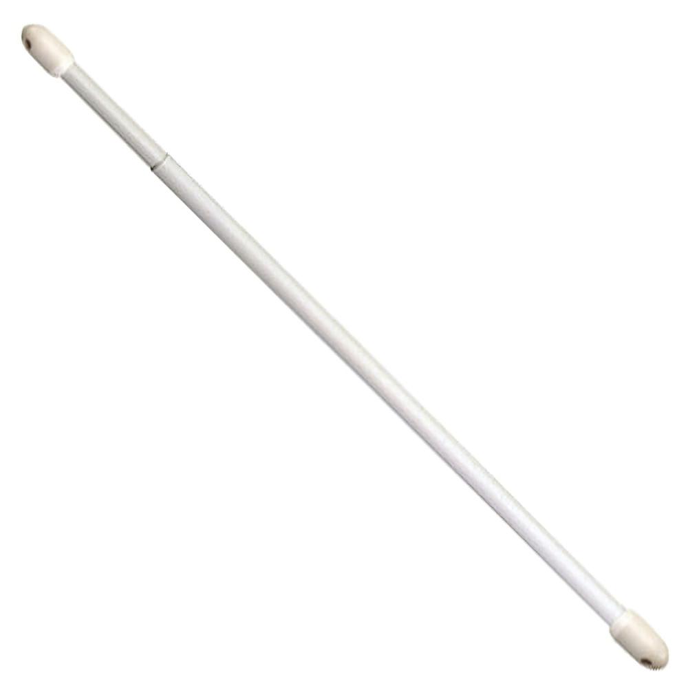 Portavisillos Extensible Oval Blanco 30- 50 cm. (2 Piezas)
