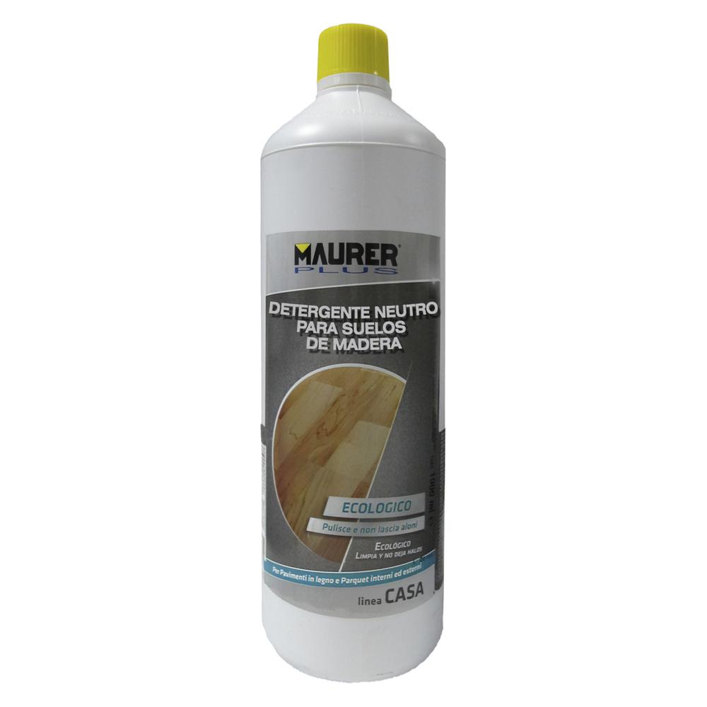 Detergente Tarima Flotante y Parquet 1litro