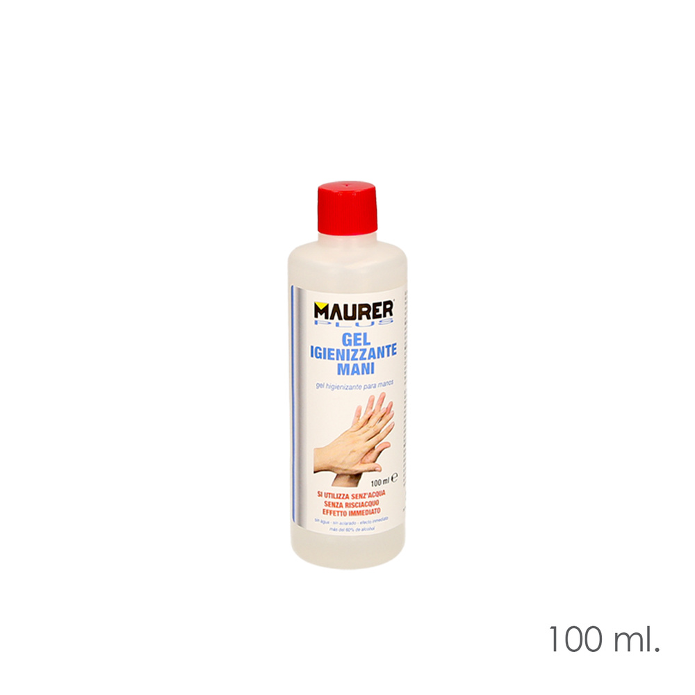 Gel Hidroalcoholico Higienizante  100ml