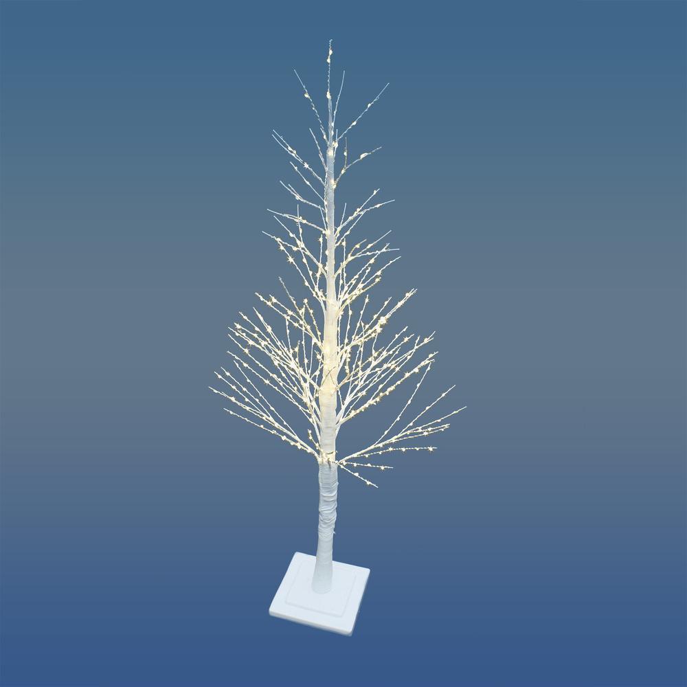 Arbol De Navidad Luces Led 120 cm. Con 460 microleds Luz Calida Apto interiores y exteriores.