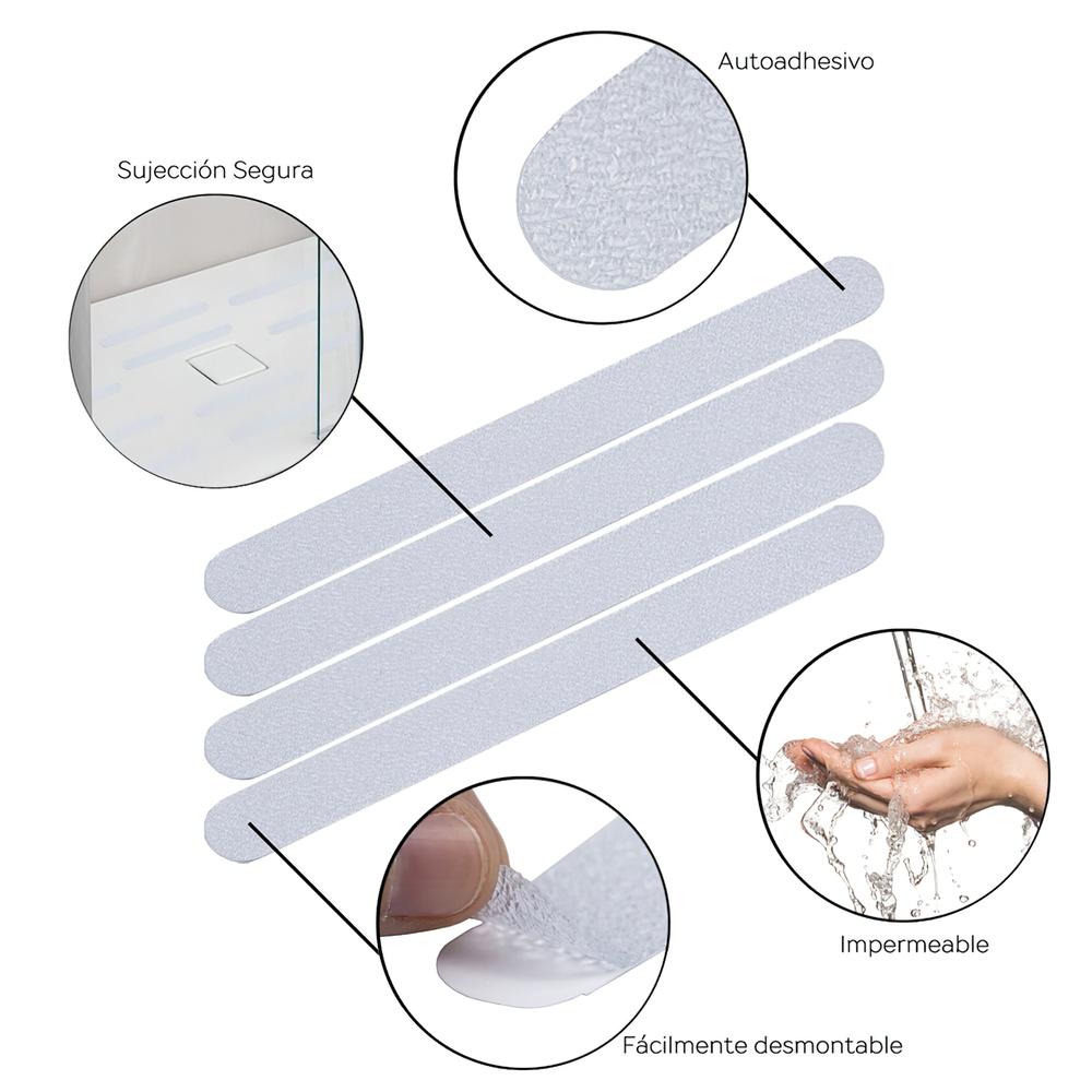 Tiras Antideslizante Adhesivas Para Baños / Duchas