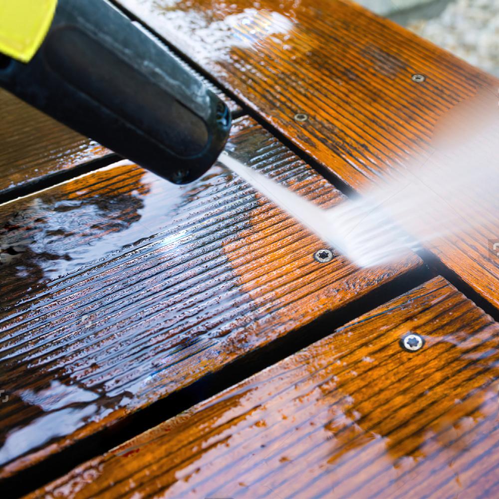 Hidrolimpiadora Agua Fria 105 Bares 1500 W. Auto-Stop