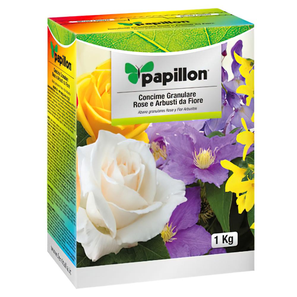 Abono grano papillon rosas y flores 1 kg aft a forged tool - Abono para magnolios ...