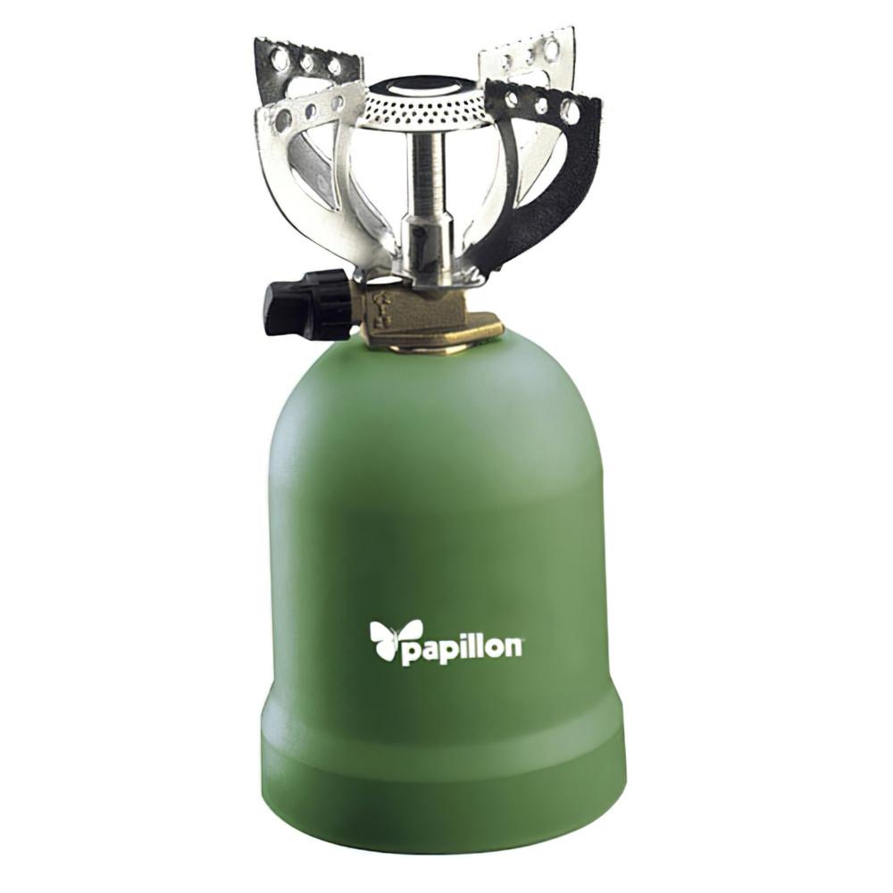 Hornillo Gas Cartucho Papillon Piezo Electrico Aft A