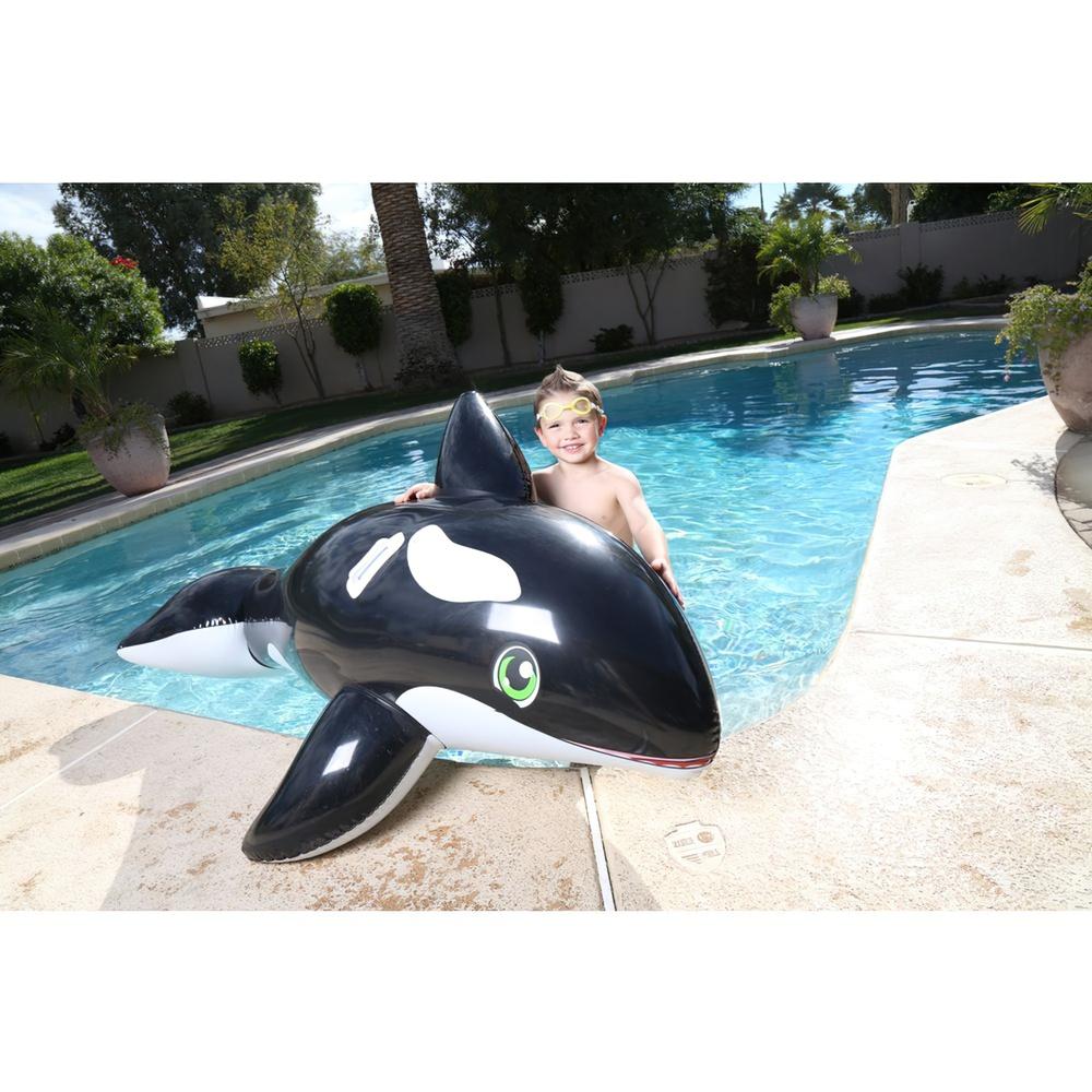 Flotador Orca Grande 203x102cm