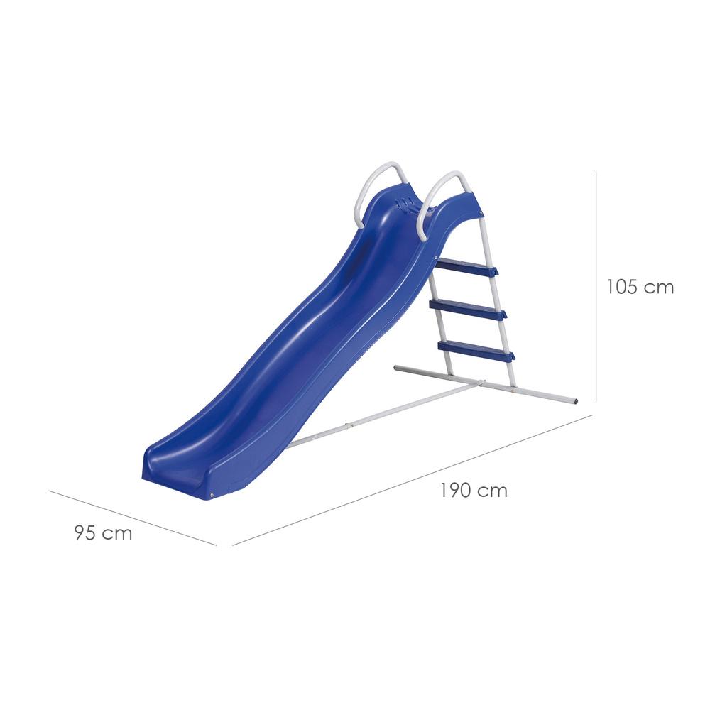 Columpio Tobogan 1,9 m. Con Escalera