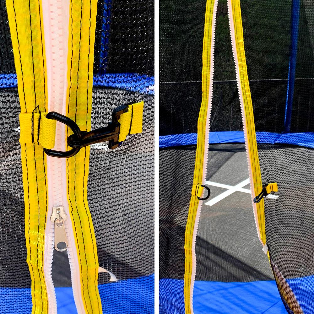 Cama Elastica Infantil Saltar Ø 250 x 252 (Alt.) cm.