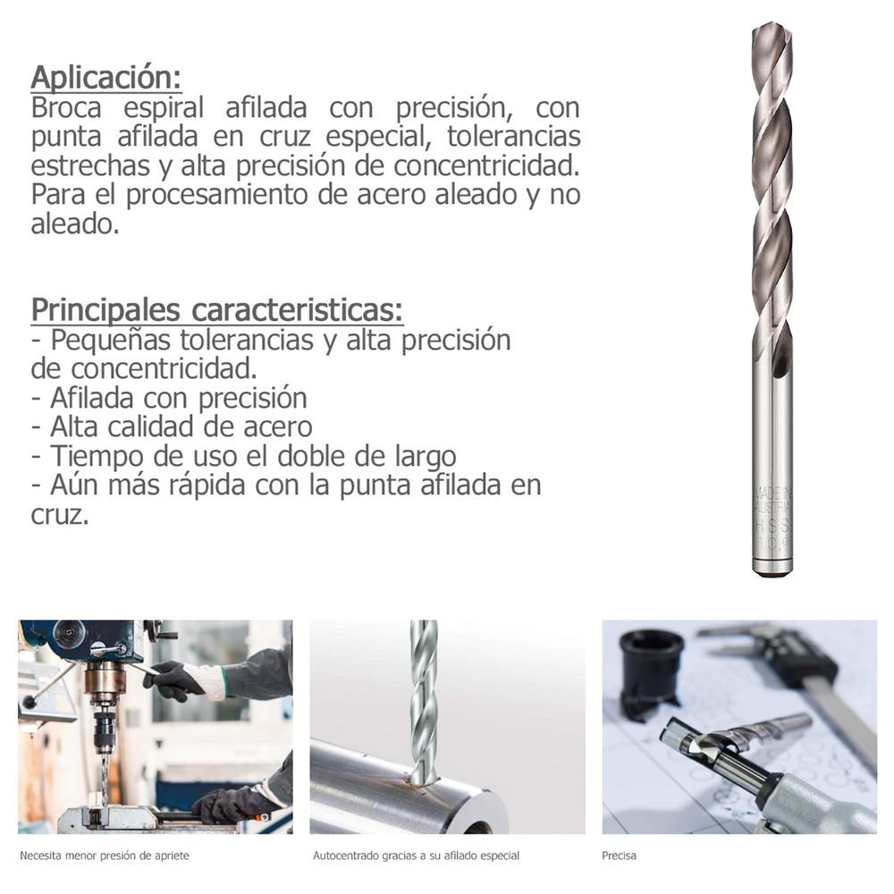 Modulo Brocas Alpen Hss Pro 415 Piezas