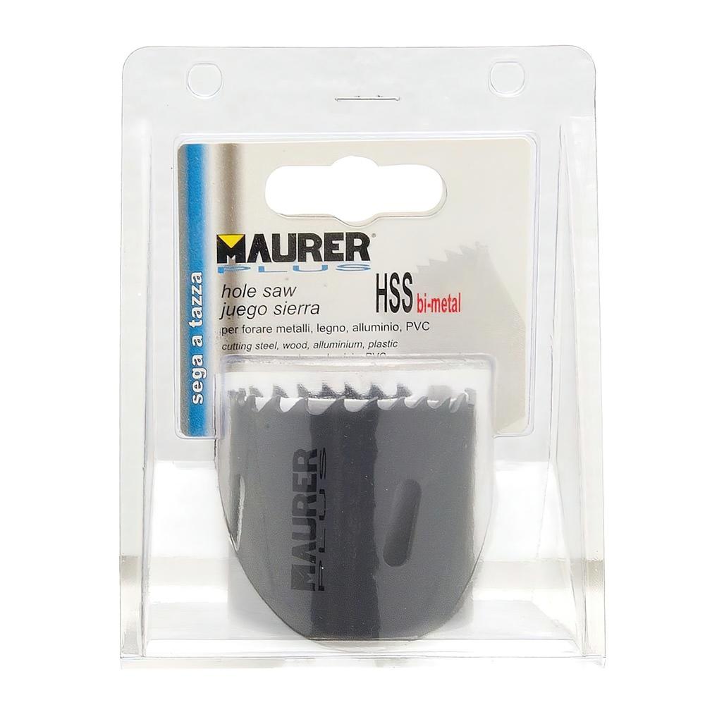 Corona De Sierra Maurer Bimetal  14 mm.