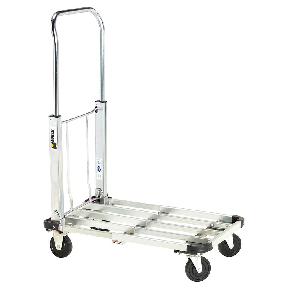 Carretilla maurer aluminio c plataforma aft a forged tool - Carretilla plegable aluminio ...