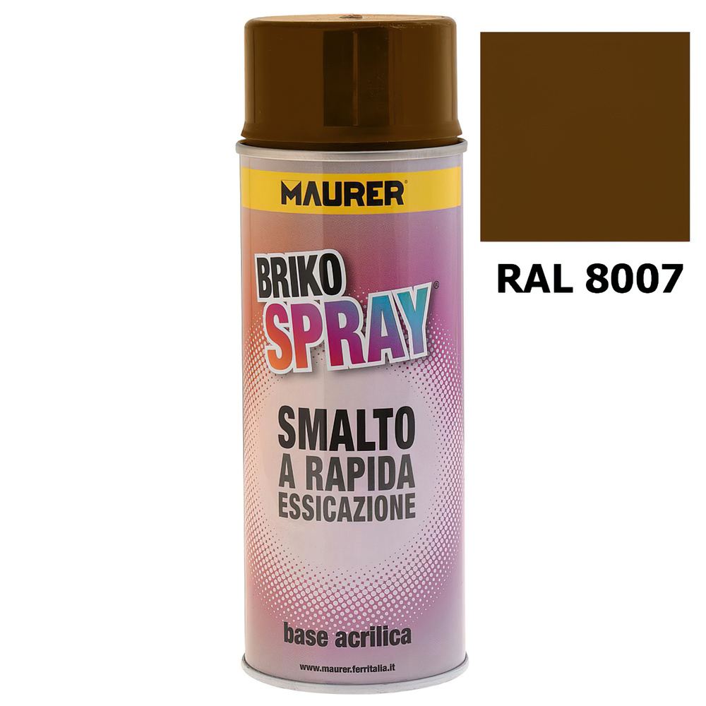 Spray Pintura Marron Ciervo 400ml