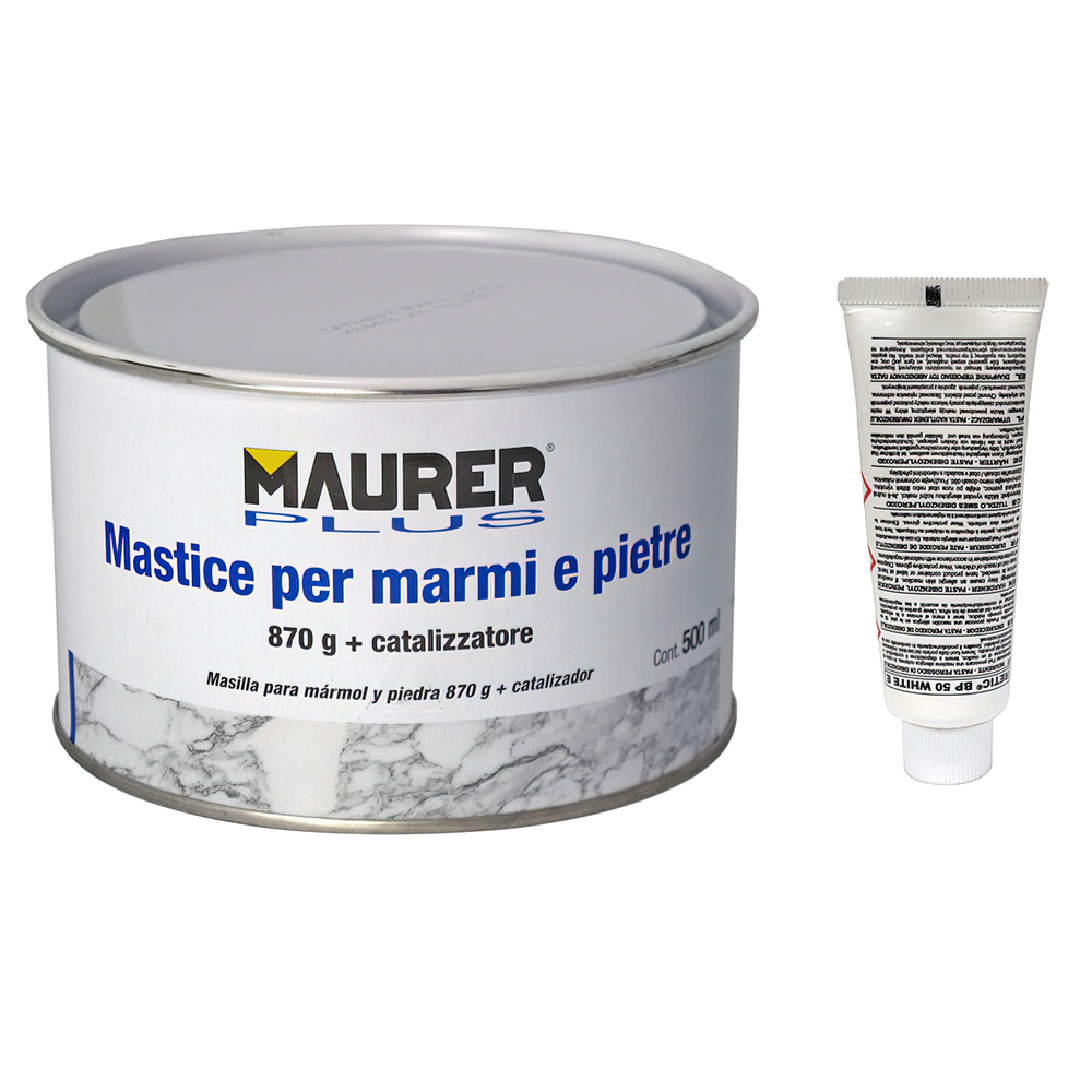 Masilla Para Marmol 500 ml. con endurecedor