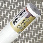 Malla Revoco Blanca Rollo 50 cm. x 1metro / 4 x 4,5 mm.
