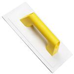 Talocha plástico Bordes Flexibles amarilla