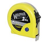 Flexometro Magnético Amarillo Con Freno  2 Metros / 13 mm.