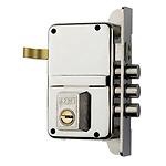 Cerradura Azbe Seguridad 8-hn/hs3/ Derecha