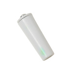 Tope Persiana Con Tornillo 60 mm. Blanco