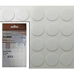 Tapatornillos Adhesivos Blanco (Blister 20 unidades)