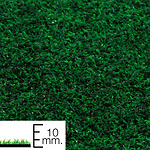 Cesped artificial 10 mm. superficies pequeñas Rollo 2x25 metros