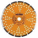 Disco Diamante Maurer Segmentado Laser Granito 230 mm.
