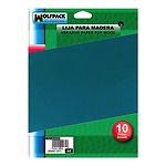 Lija Madera Grano 80 (Pack 10 pliegos)