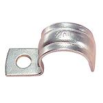Grapa Metalica 1 Pata      16 mm. Wolfpack Caja 100 unidades