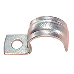 Grapa Metalica 1 Pata      30 mm. Wolfpack Caja 100 unidades