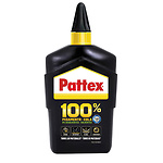 Nural- Pattex 100% Cola (Botella 100 gr.)