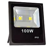 Foco Led 100 W. 4000°K 8500 Lumenes IP65