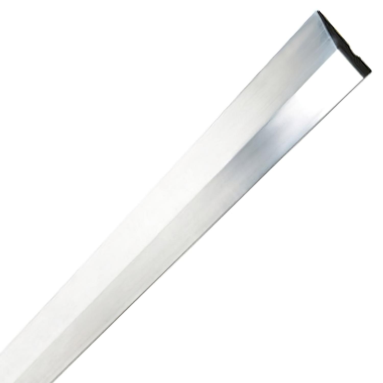 Regla Aluminio Maurer Trapezoidal 90x20 - 100 cm. de longitud