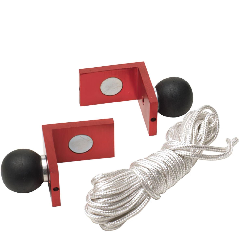 Juego Angulares Magneticos Para Reglas 40