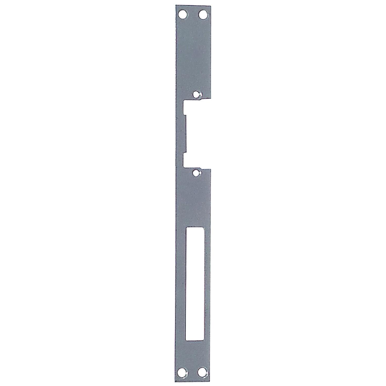 Frente Jis 902 Aluminio Plata  250 mm.