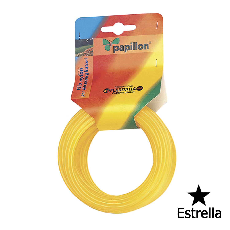 Hilo Nylon Estrella 3,0 mm. (Rollo 15 Metros)